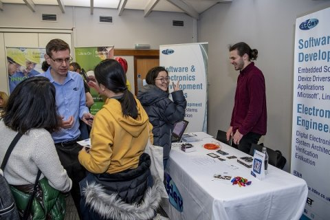 ITDev at University of Southampton Careers Fair 2019