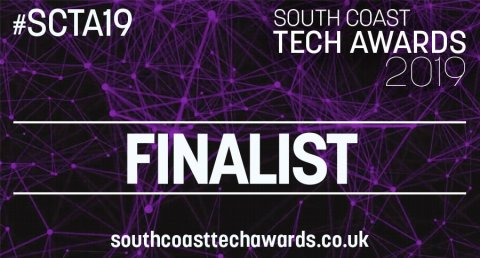 South Coast Tech Awards Finalist nomination image